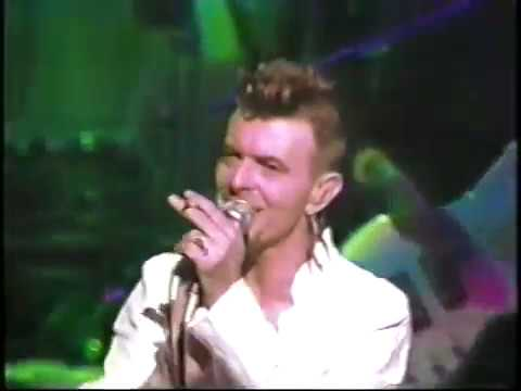 David Bowie Almost Acoustic Christmas dec 6 1997