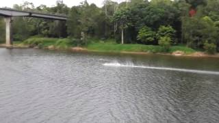 Sea Fire Hydro RC Speed Boat     2 parts