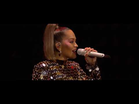 Avicii Tribute Concert - Lonely Together (Live Vocals by Rita Ora)