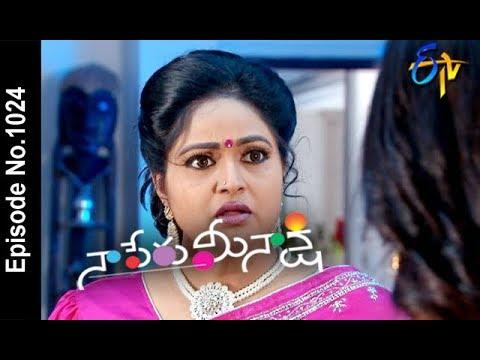 Naa Peru Meenakshi | 3rd May 2018 | Full Episode No 1024 | ETV Telugu