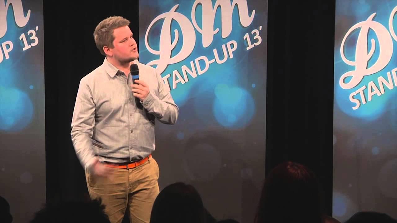 DM i stand-up 2013: Martin Haugaard