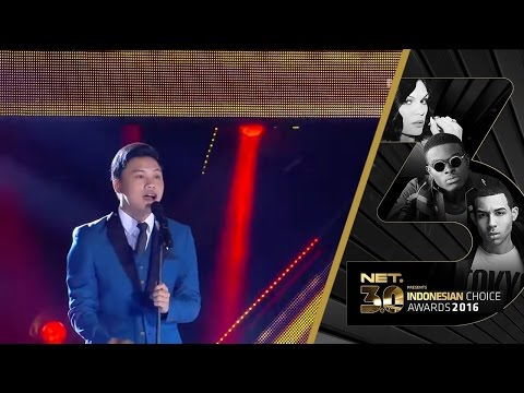 Rizky Febian  Kesempurnaan Cinta  Soundwave Remix  Actor of The Year  NET 30
