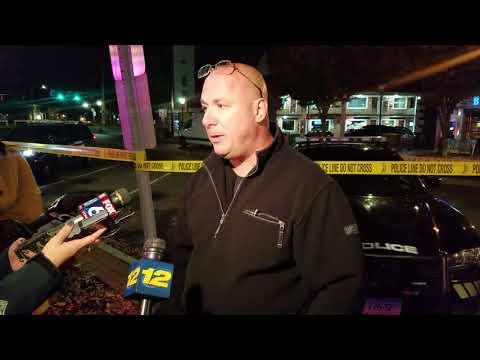Stratford Police captain talks Main Street shooting