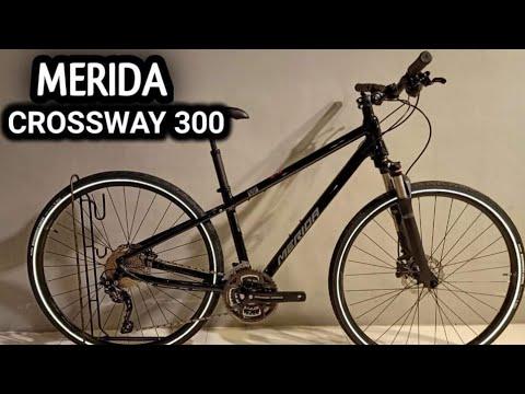 2021 MERIDA CROSSWAY 300