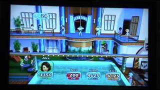 Disney Channel All Star Party All Minigames Part2