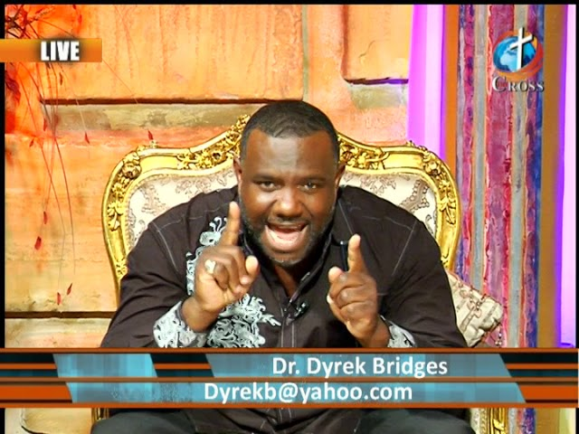 Deeper Dimension Broadcast  Pastor Dyrek Bridges 07-03-2018