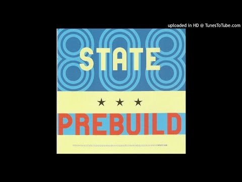 """808 State """"Massagerama"""" (1989) (Originally released in 1989 as the Lounge Jays)"""