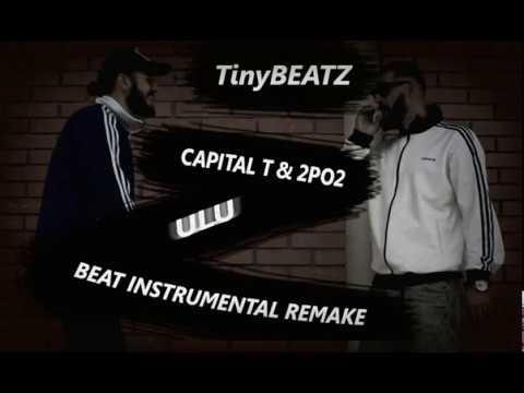 Capital T - ULU (ft. 2PO2) | Type Beat  Beat remake |