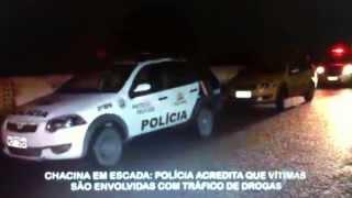 chacina em Escada Pernambuco Cardinot 14...