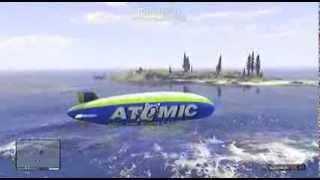 #109【GTA5】海中の工場を探検してたら隠し武器発見!!