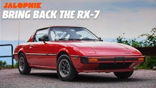 They Don't Make Cars Like The Mazda RX-7 Anymore | Jalopnik