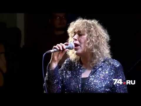 """Big Mama Montse (Испания) и группа """"Live'R'Pool"""""""