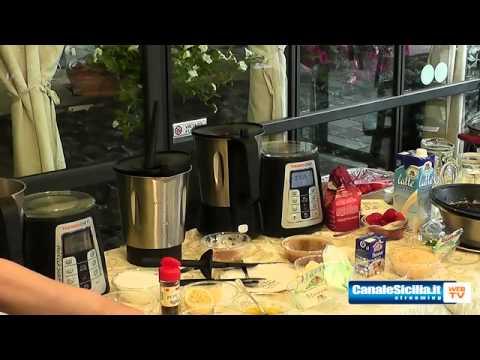 Corso di Cucina per ThermoChef e Griglioso del 28-05-2013 www.canalesicilia.it