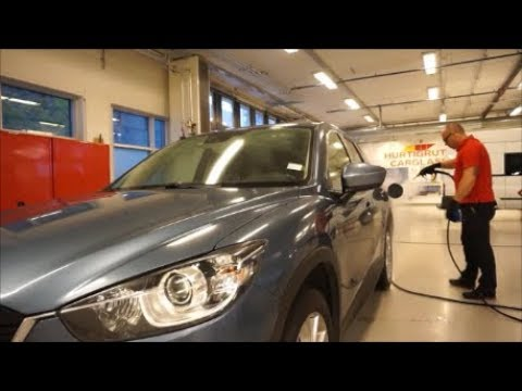 Mazda CX Detailing Steam Cleaning Interior Exterior Eco - Mazda detailing