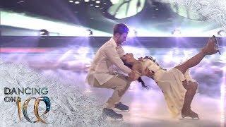 Timur Bartels zeigt komplexe Figuren und viel Leidenschaft | Dancing on Ice | SAT.1 TV