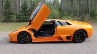 Lamborghini Murcielago LP640 Videos