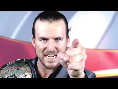 Adam Cole recaps becoming the first 3 time ROH World Champion