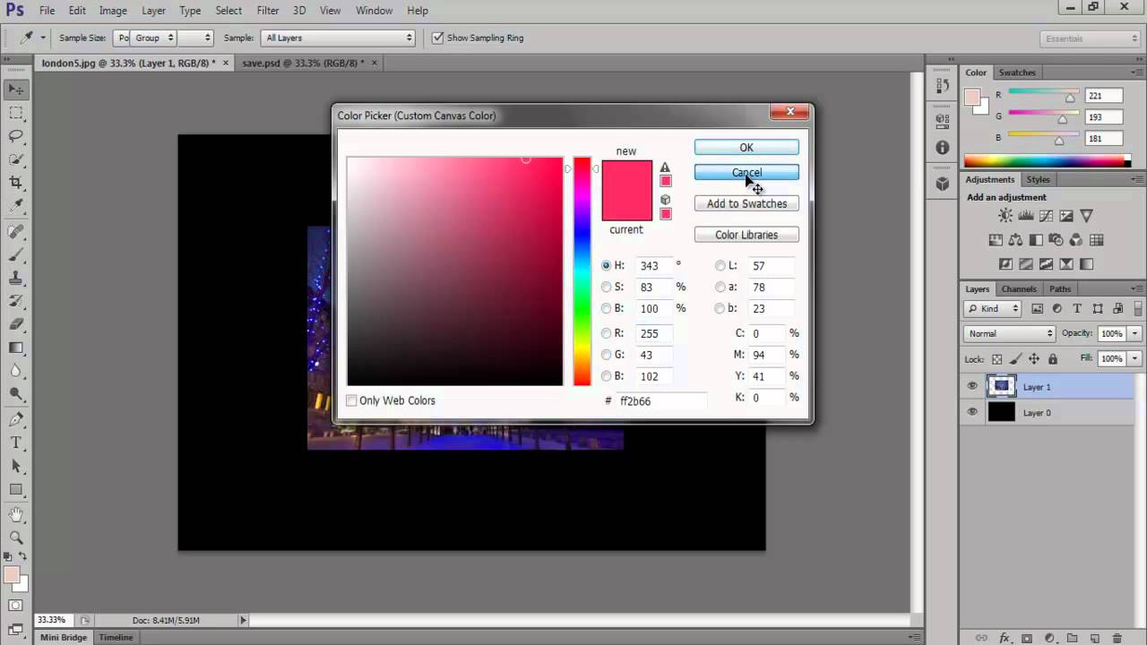 shifting from photoshop cs5 to cs6 the interface youtube