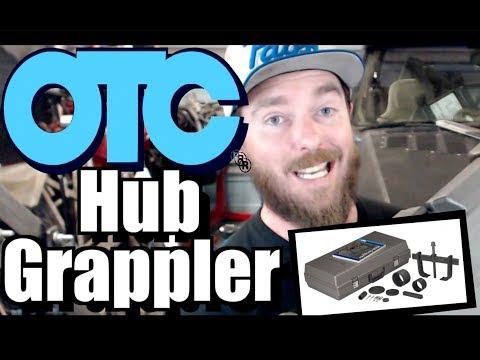 OTC Hub Grappler - Wheel Bearing Tool - First Look - Review