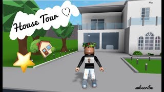 *Roblox Bloxburg*| House Tour inspired by comfysunday| IceCream Star