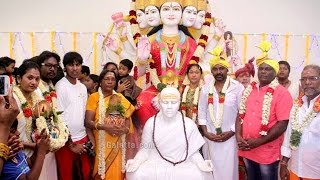 Raghava Lawrence Opens Amma Kovil In Grandeur