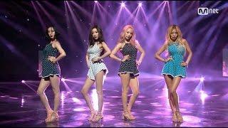 Wonder Girls「Why So Lonely」(2016年7月14日放送「M COUNTDOWN」)