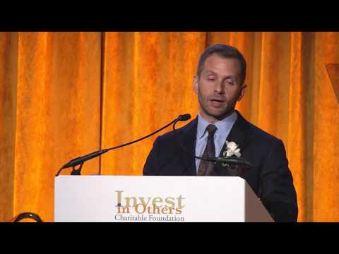 Michael Nathanson - 2016 Acceptance Speech for Catalyst Award