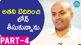 Professional Mountaineer Shekhar Babu Bachinepally Interview Part #4 || Dil Se With Anjali