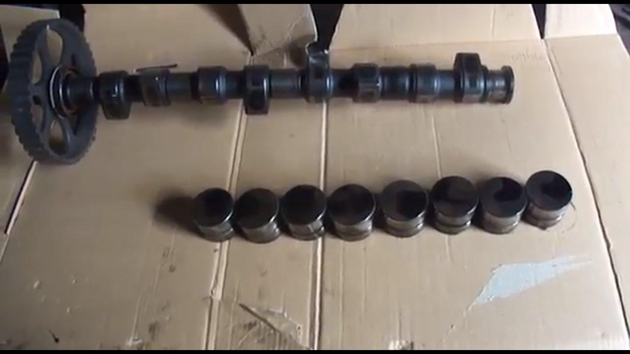 audi a4 b6 стучат гидрокомпенсаторы нагретая