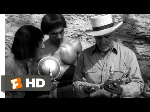 Creature from the Black Lagoon (1/10) Movie CLIP - Dead or Alive? (1954) HD