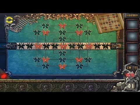 Can You Escape The 100 Room VII Walkthrough Level 38