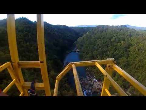 Loboc Ecotourism Adventure Park Cable Car