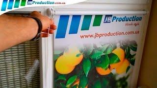Тканевые ролеты с рисунком на окна от JB Production (Рулонные шторы с фотопечатью)(, 2014-09-21T19:51:51.000Z)