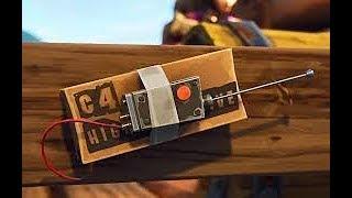 Fortnite: Remote C4