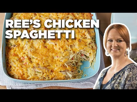 How To Make Ree's Chicken Spaghetti | Food Network