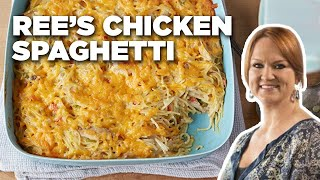 How to Make Ree&#39s Chicken Spaghetti  Food Network