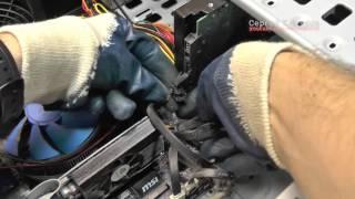 Загорелся компьютер мастер по газете сказал менять жесткий диск