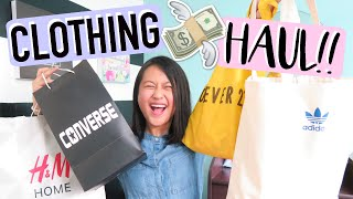 Summer Clothing Haul 2016! Lexy Rodriguez