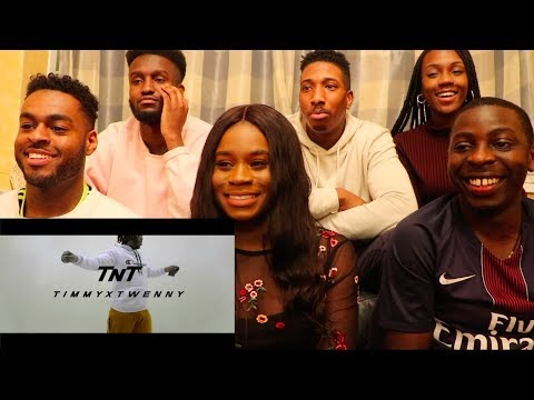 🇰🇪  TNT - Christopher Wallace ( REACTION VIDEO ) || #UbuSpotlight 🇰🇪  || @TimmyBlanco_ @TwennyEights