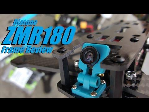 Diatone ZMR180 Frame Review