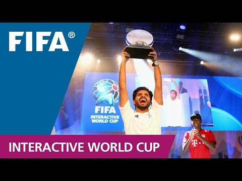 REPLAY: LIVE FIWC 2015 Grand Final - Final Showdown