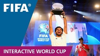 REPLAY: LIVE FIWC 2015 Grand Final - Final Showdown(Who is the top FIFA player in the world? The best battled LIVE on FIFA on YouTube in the Grand Final of the FIFA Interactive World Cup 2015 from Munich., 2015-05-19T19:41:04.000Z)