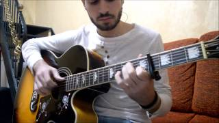 Counting Stars - One Republic - Fingerstyle cover by MikeDF Guitar
