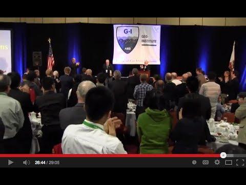 2012 Geo-Congress: 2012 Hero Richard D. Woods, Ph.D., P.E., D.GE, NAE, Dist.M.ASCE