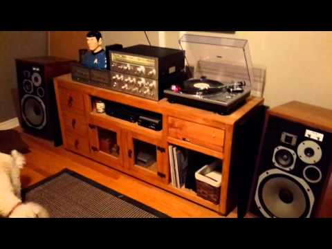 audio technica at lp120 usb turntable initial impression review youtube. Black Bedroom Furniture Sets. Home Design Ideas