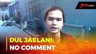 Dul Jaelani Bungkam Saat Ditanya Reza Artamevia Terjerat Narkoba - JPNN.com