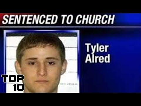 Top 10 Dumbest Prison Sentences