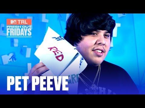 Travis Thompson Takes The Cootie Catcher Quiz & Reveals His Biggest Pet Peeve   #MTVFreshOut