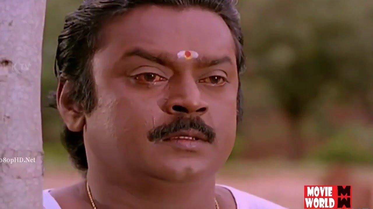 Antha Vaanatha Pola Manam | Chinna Gounder | Ilaiyaraja Tamil Hits Songs | Vijaykanth Hits