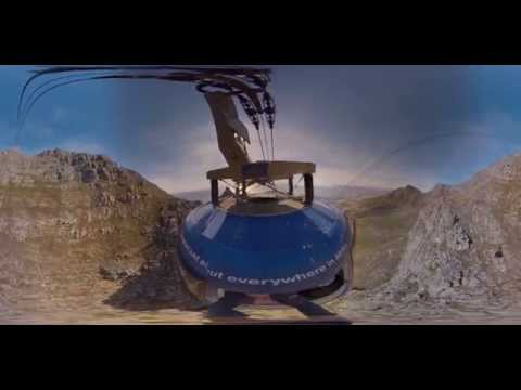 360 Video, Table Mountain Aerial Cableway - Photos of Africa